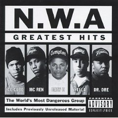 NWA「Greatest Hits」