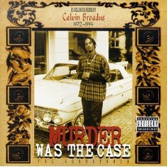 サントラ「MURDER WAS THE CASE」