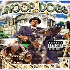 SNOOP DOGG「DA GAME IS TO BE SOLD, NOT TO BE TOLD」