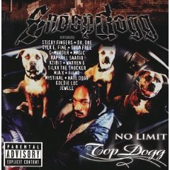 SNOOP DOGG「NO LIMIT TOP DOGG」
