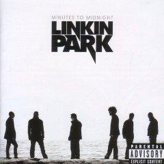 LINKIN PARK「MINUTES TO MIDNIGHT」