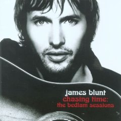 JAMES BLUNT「CHASING TIME THE BEDLAM SESSIONS」