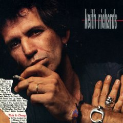 KEITH RICHARDS「TALK IS CHEAP」jpg
