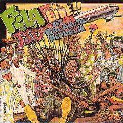 FELA ANIKULAPO KUTI  THE AFRICA 70「J.J.D.」