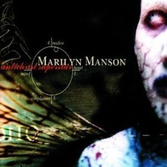 MARILYN MANSON「ANTICHRIST SUPERSTAR」