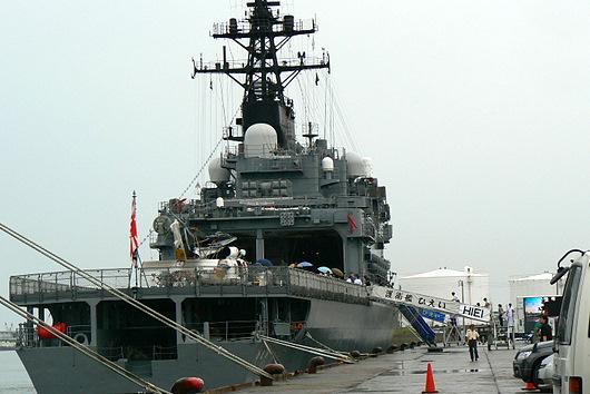090725 護衛艦ひえい
