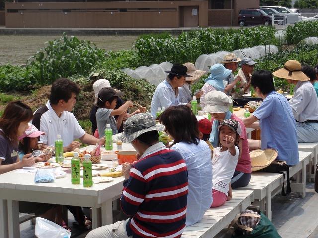 2011.6.4 田植え体験&交流会 006