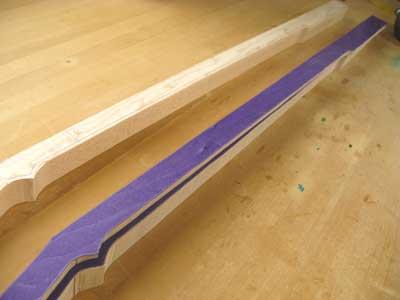 紫エレキベース