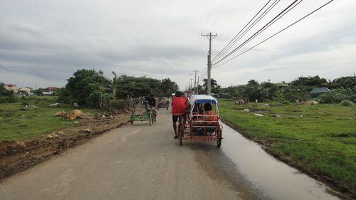 サイドカー自転車