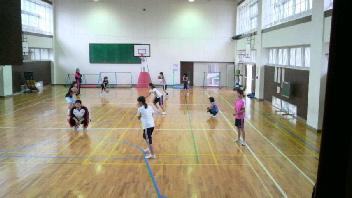 バスケ教室