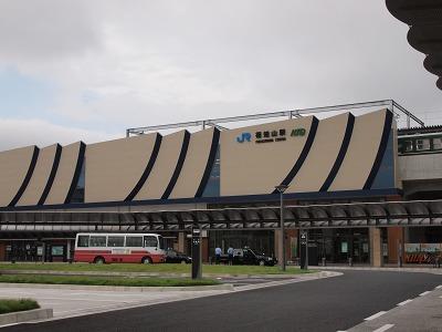 福知山駅 駅舎