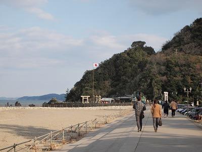 二見興玉神社へ向かいましょう