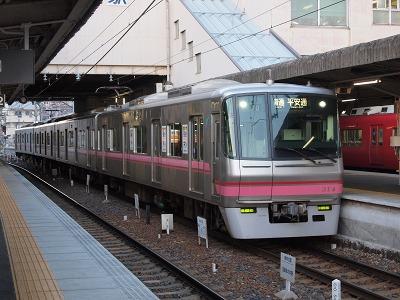 上飯田線直通(名鉄車)300系