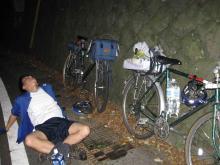 真夜中の箱根