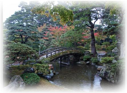 京都御所内庭園 1