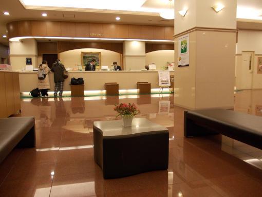 20120223_ホテルロビー