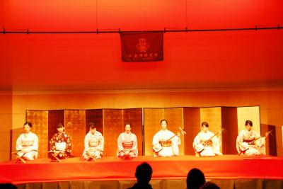 20111210越後獅子(早稲田大学長唄OB会出演)