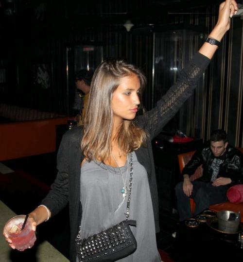 パーティーで会ったインド系美女