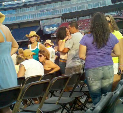 Kenny Chesney concert (1)