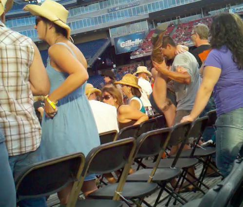 Kenny Chesney concert (2)