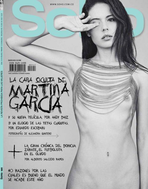 Marta Garcia - SoHo Magazine PS01