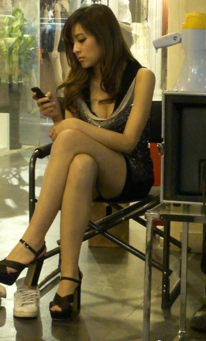 極上の中華美女ミニスカ004