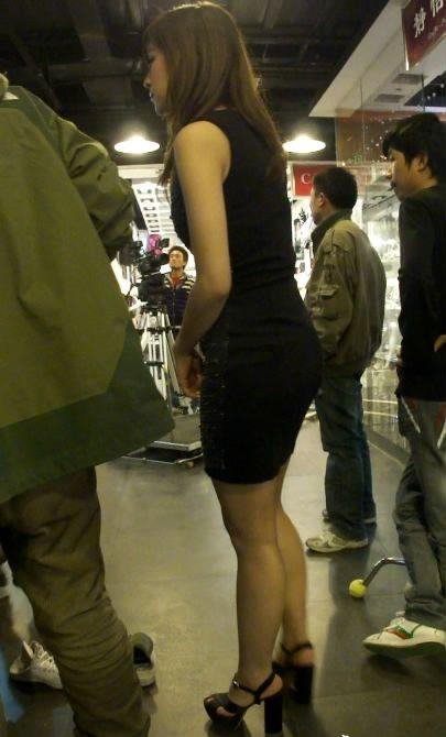 極上の中華美女ミニスカ013