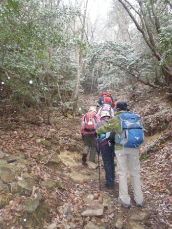 里山ハイキング講座 白木山 003