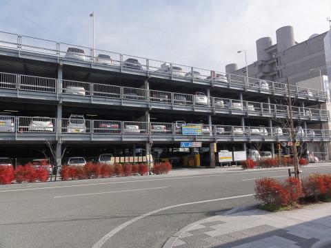 北口県営駐車場