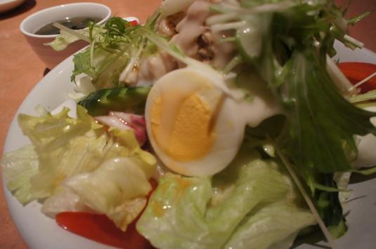jinbee 野菜サラダ