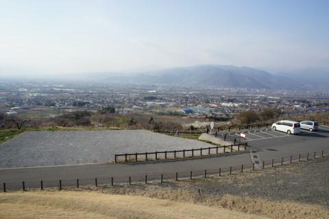桜 八代 駐車場