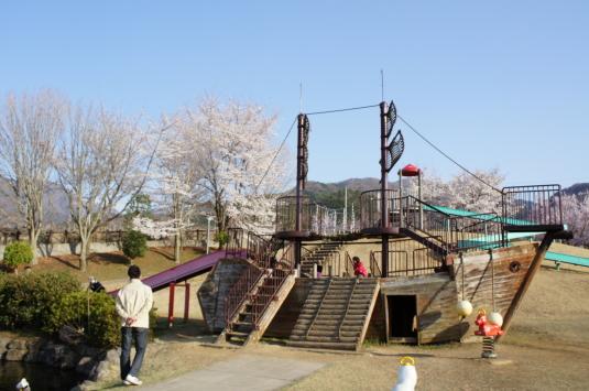 桜 八代 船
