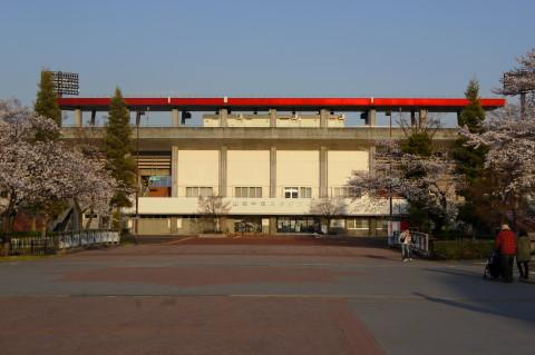 桜 小瀬 スタジアム