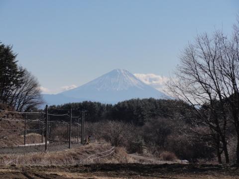 富士山 三峰の丘