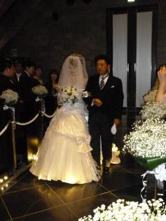 2011春奈結婚式 001