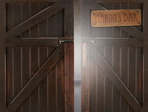 酒場ドア2