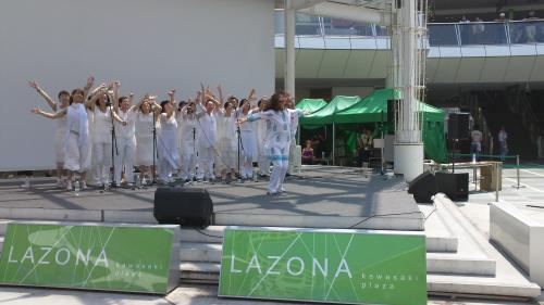 ラゾーナ川崎 2011 8.7 004