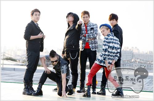 infinity challenge BIGBANG gdragon daesung taeyang TOP seungri infinity challenge-5