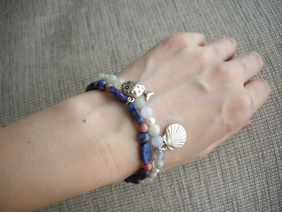 from sea bracelet