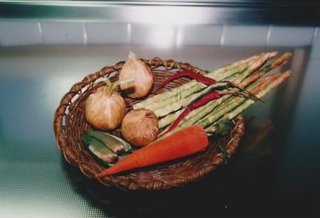 ブログ野菜
