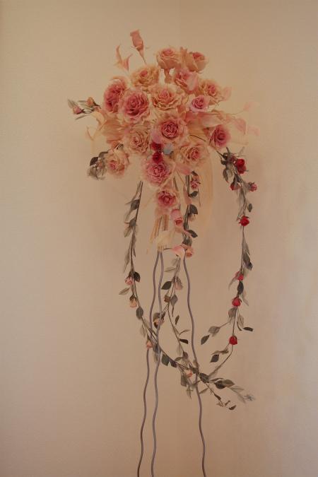 ブログガーゼークロスの薔薇