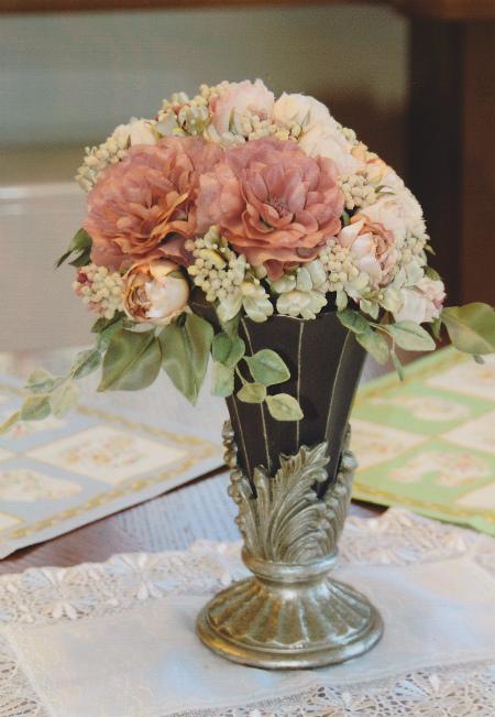 ブログ薔薇と実