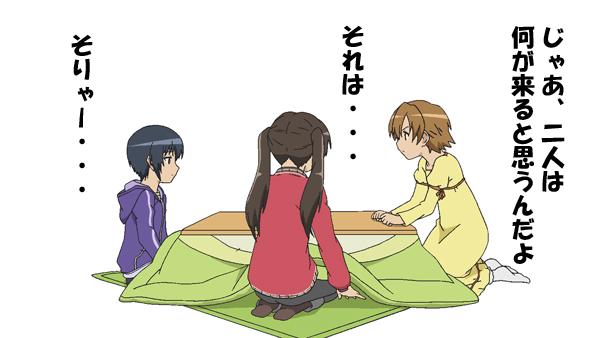 みなみけ菊09-3