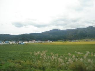 on the way from Matsumae