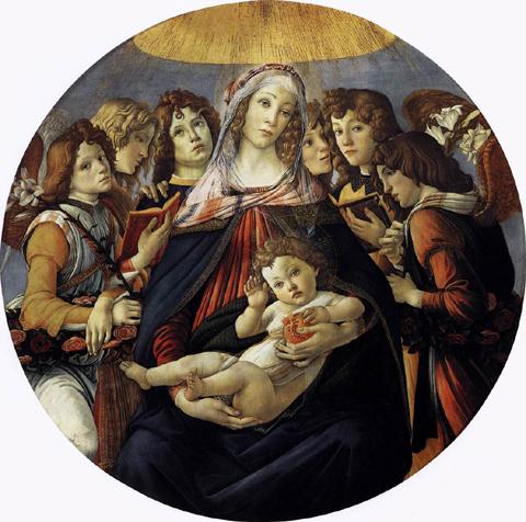ザクロの聖母2