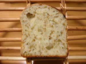 柿酵母胡麻パン2