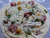ピザ生地1