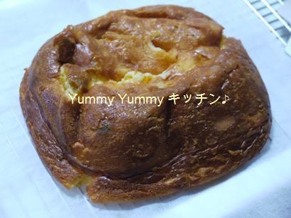 かぼちゃチーズケーキ♪