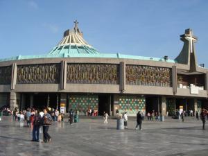 グアダルーペ寺院新しい方