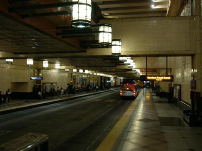 tunnel bus terminal
